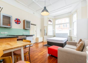 Thumbnail Studio to rent in Comeragh Road, Barons Court, London