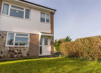 Thumbnail 3 bed end terrace house to rent in Meadow Drive, Bude