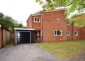 Thumbnail 4 bed semi-detached house to rent in Stephenson Road, Arborfield, Reading