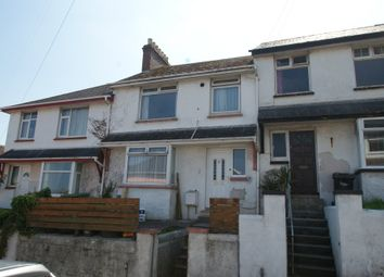 Thumbnail 3 bed terraced house for sale in The Gurneys, Paignton
