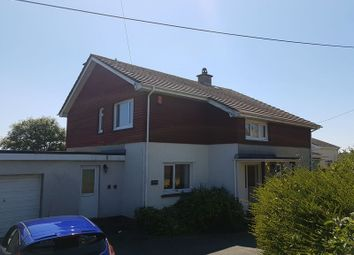 Thumbnail 4 bed detached house to rent in Scarrowscant Lane, Haverfordwest
