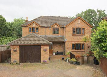Thumbnail 5 bed detached house for sale in Fenwick Drive, Brackla, Bridgend.