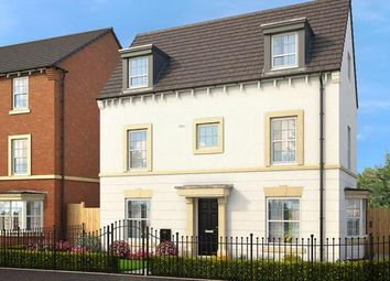 "Thumbnail 4 bed property for sale in ""The Cambridge At Capella "" at Westway, Eastfield, Scarborough"