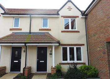Thumbnail 3 bed end terrace house for sale in Field Place, Havant