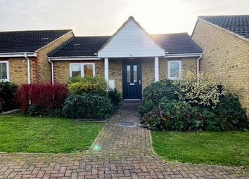 Thumbnail 1 bed bungalow for sale in Heaver Court, Brickfield Farm Close, Longfield, Kent