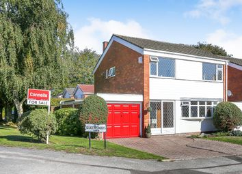 Thumbnail 4 bed detached house for sale in Queensway, Streetly, Sutton Coldfield