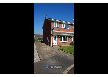 Thumbnail 3 bedroom semi-detached house to rent in Malory Close, Crewe