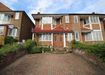 Thumbnail 3 bed semi-detached house for sale in Hampden Way, London