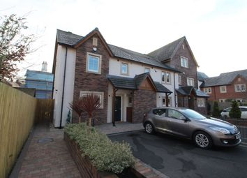 Thumbnail 3 bed terraced house for sale in Richard James Avenue, Carlisle