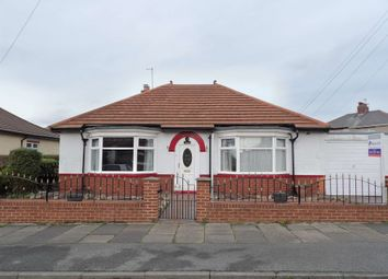 Thumbnail 3 bed bungalow for sale in St. Peters Avenue, South Shields