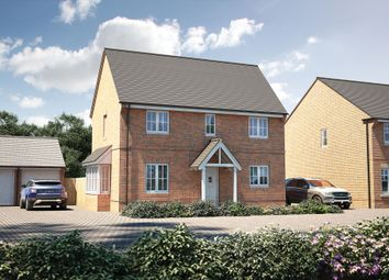 Thumbnail 3 bed detached house for sale in Town Farm Close, Thame