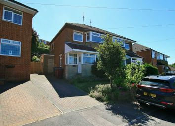 Thumbnail 3 bed semi-detached house for sale in Alma Crescent, Dronfield, Derbyshire