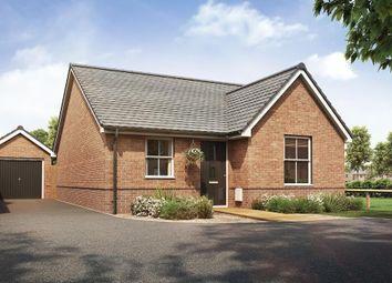 "Thumbnail 2 bed detached house for sale in ""Anson"" at Hamble Lane, Bursledon, Southampton"