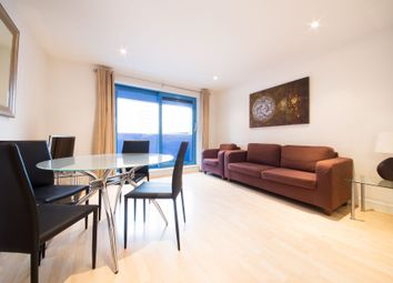 Thumbnail 1 bedroom flat to rent in Westgate Apartments, 14 Western Gateway, Royal Victoria, London