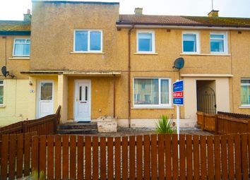 Thumbnail 3 bed terraced house for sale in Langlees Street, Falkirk