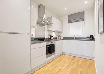 Thumbnail 1 bedroom flat for sale in Lampton Road, London