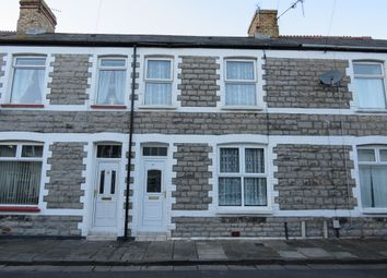Thumbnail 3 bed terraced house for sale in Melrose Street, Barry