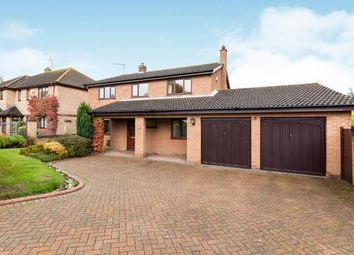Thumbnail 4 bed detached house for sale in North Cove, Beccles, Suffolk