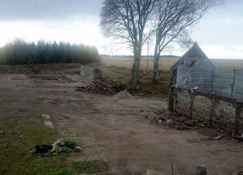 Thumbnail Land for sale in Burnside Farm, Turriff
