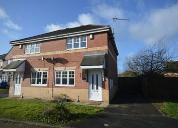 Thumbnail 3 bed semi-detached house for sale in Chaucer Grove, Sandbach