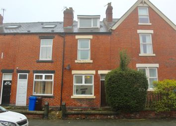 3 bed terraced house for sale in Leamington Street, Sheffield S10