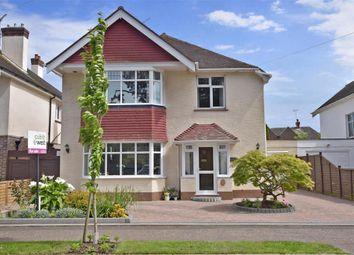 Thumbnail 4 bed detached house for sale in Silverston Avenue, Bognor Regis, West Sussex