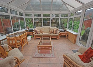 Thumbnail 4 bed detached house for sale in Halberd Close, Burbage, Hinckley, Leicestershire