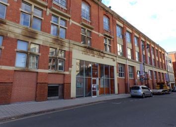 1 bed flat for sale in The Atrium, 2 Morledge Street, Leicester, Leicestershire LE1