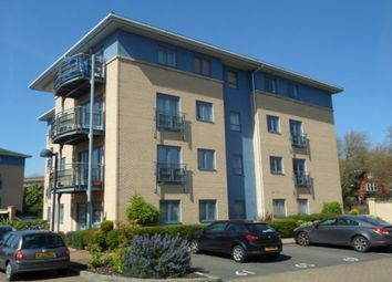 Thumbnail 2 bed flat to rent in Castle Quay Close, Nottingham