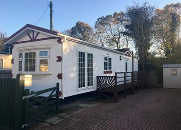 Thumbnail 1 bed mobile/park home for sale in Dinsdale Fields, New Road, Rustington