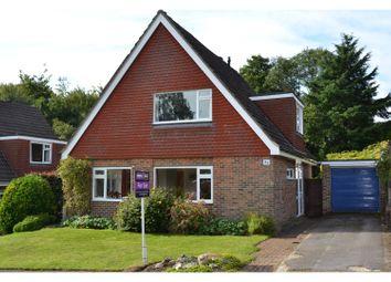Thumbnail 4 bed detached house for sale in Copse Avenue, Farnham