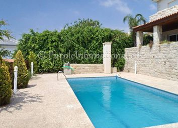 Thumbnail 4 bed villa for sale in Agios Tychon, Cyprus