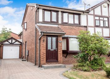 Thumbnail 3 bed semi-detached house to rent in Daccamill Drive, Swinton, Manchester