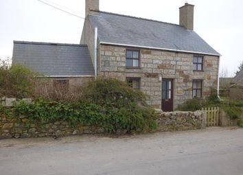 Thumbnail 3 bed detached house for sale in Llaniestyn, Gwynedd