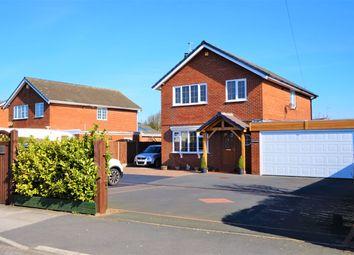 Thumbnail 4 bed detached house for sale in Lancaster Road, Preesall, Poulton-Le-Fylde