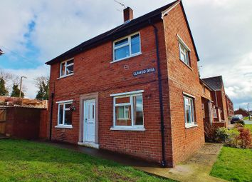 Thumbnail 2 bed end terrace house for sale in Clawdd Offa, Johnstown, Wrexham