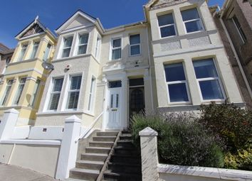 Thumbnail 3 bedroom terraced house to rent in Onslow Road, Peverell, Plymouth