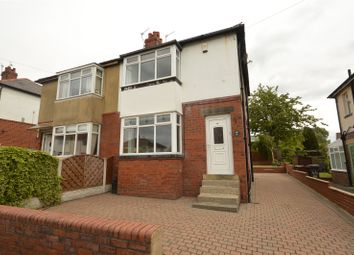 Thumbnail 2 bedroom semi-detached house for sale in Barfield Avenue, Yeadon, Leeds, West Yorkshire
