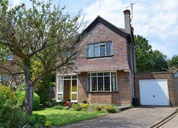 Thumbnail 3 bed detached house for sale in Braeside Close, Sevenoaks