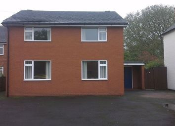 Thumbnail 3 bed detached house to rent in Wellington Road, Horsehay, Telford