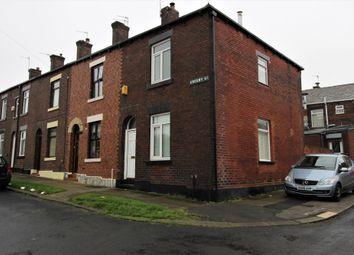 Thumbnail 2 bed end terrace house for sale in Crosby Street, Syke, Rochdale