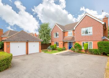 Thumbnail 4 bed detached house for sale in Hogarth Drive, Kettering