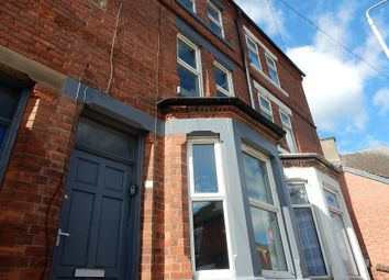 Thumbnail 3 bed terraced house to rent in Portland Road, Hucknall, Nottingham