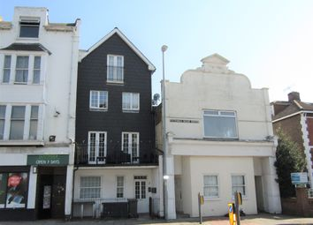Thumbnail 2 bed flat for sale in Victoria Road South, Southsea, Hampshire