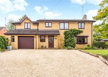Thumbnail 5 bed detached house for sale in Main Street, North Newington, Banbury, Oxfordshire