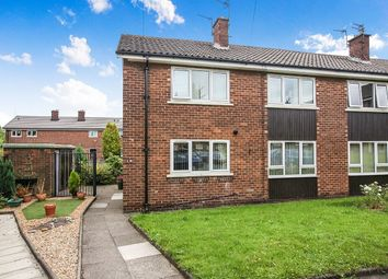 Thumbnail 1 bed flat for sale in Grimshaw Close, Bredbury, Stockport