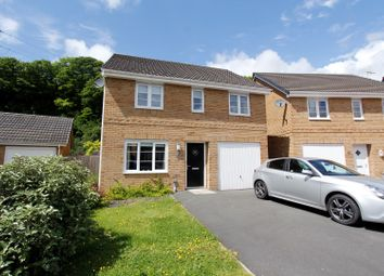 Thumbnail 4 bed detached house for sale in Ynys Y Wern, Port Talbot