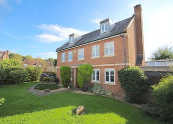 Thumbnail 5 bed detached house for sale in Ffordd Gwern, St Fagans, Cardiff
