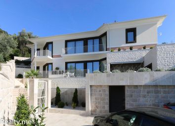 Thumbnail 3 bed villa for sale in 3 Bedroom Villa With Panoramic Sea Views, Tivat, Montenegro