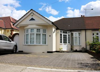 Thumbnail 3 bed semi-detached bungalow for sale in Ravenscourt Drive, Hornchurch